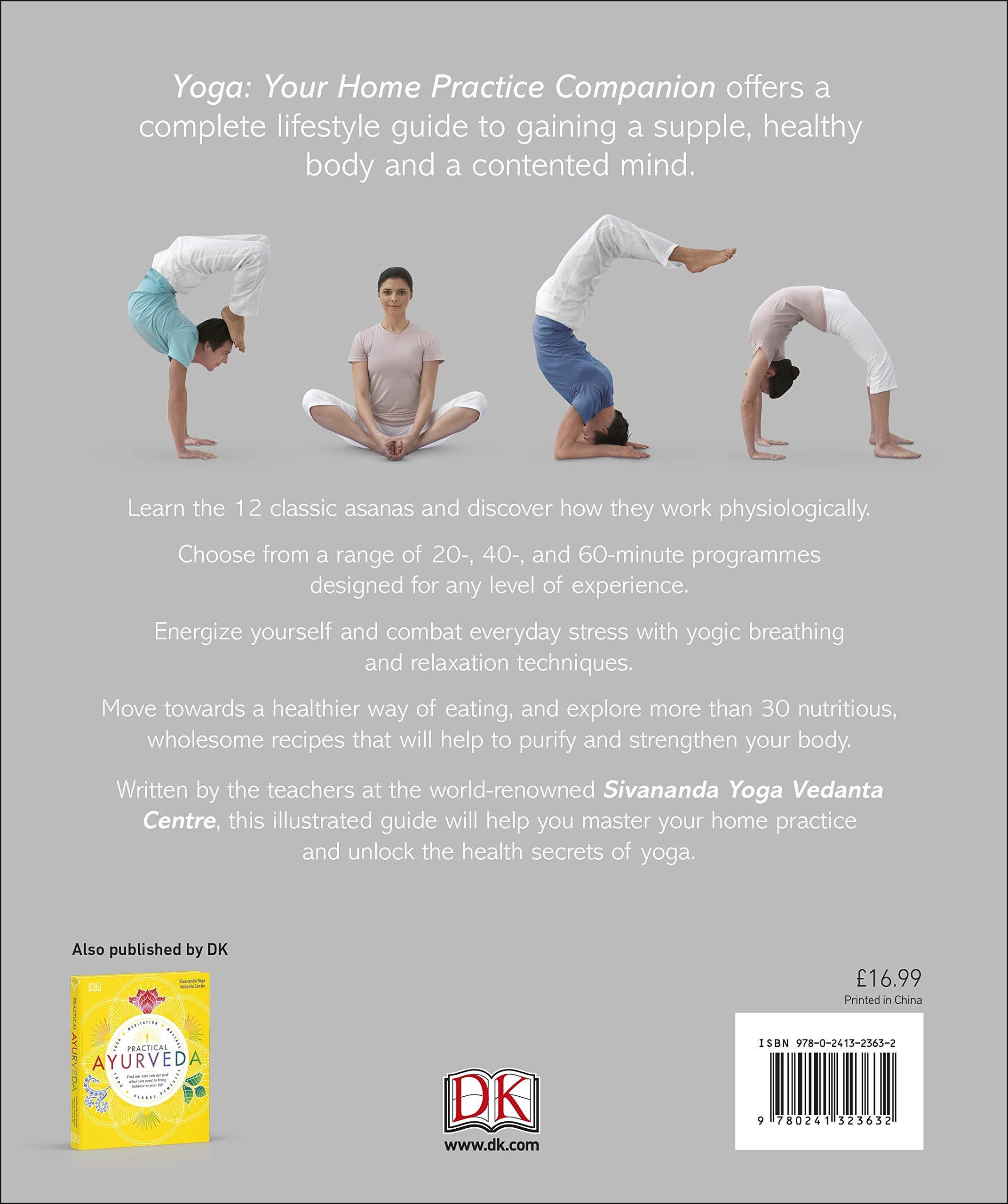 Yoga Your Home Practice Companion Sivananda Yoga Vedanta ...