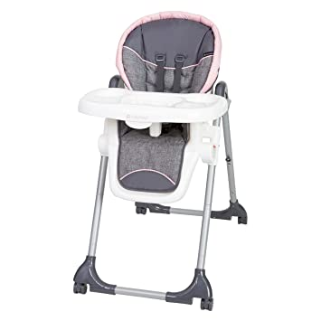 Amazon.com : Baby Trend Dine Time 3-in 1 High Chair, Starlight Pink