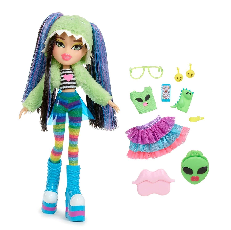 Amazon Bratz Music Festival Vibes Doll Electro Pop Jade Toys