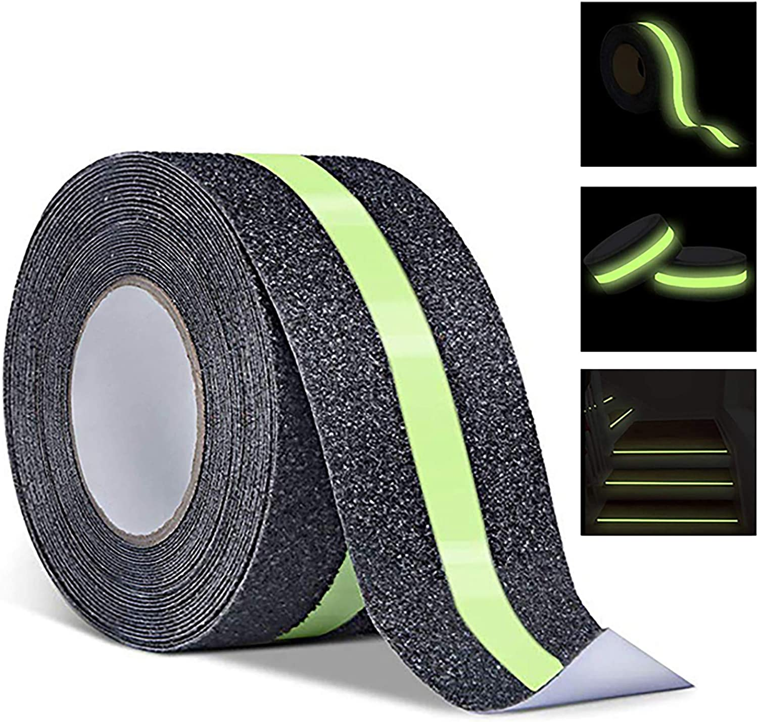 2 inch X10ft 3 Meters Night Reflective Safety Warning Tape Strip Sticker bl O3Y6