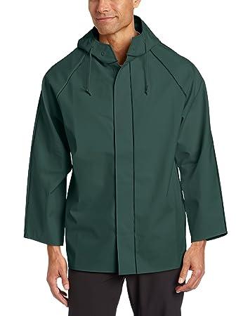 Amazon.com: Dutch Harbor Gear Men&39s Quinault Rain Jacket: Sports