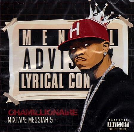 Chamillionaire the mixtape messiah (disc 1) [full mixtape +.