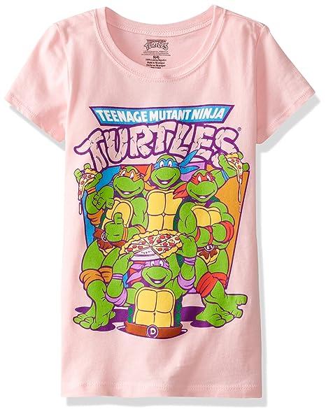 Amazon.com: Teenage Mutant Ninja Turtles las niñas pizza ...
