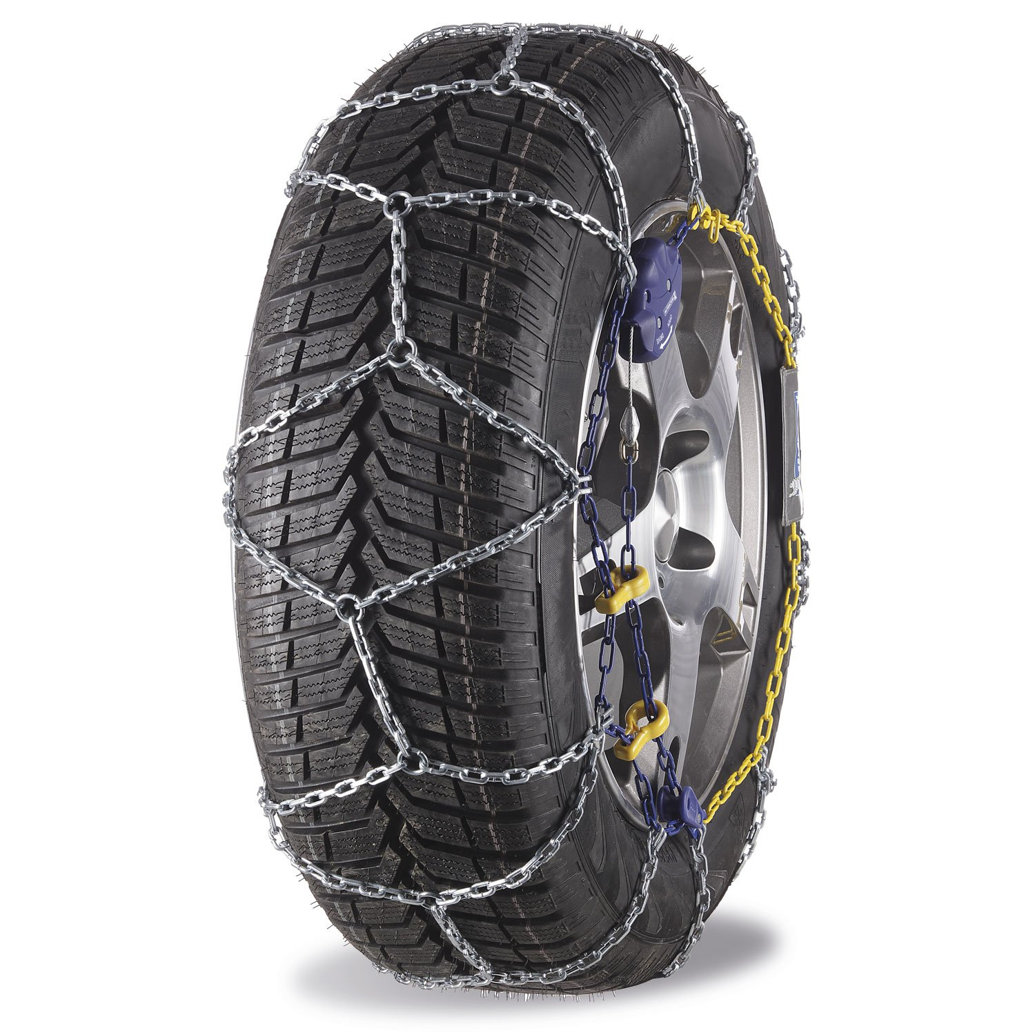 Michelin 92319 Snow chains, M2 Extreme Grip Automatic 67, ABS and ESP compatible, TÜ V/GS and Ö NORM, 2 pieces TÜV/GS and ÖNORM M2 - 67