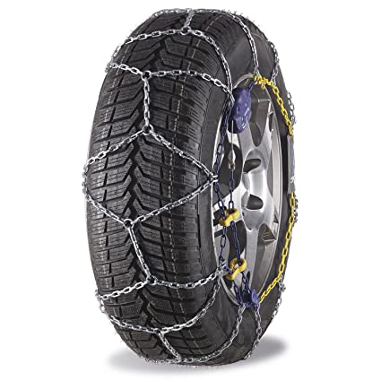 Amazon com: MICHELIN 92319 Snow Chains, M2 Extreme Grip