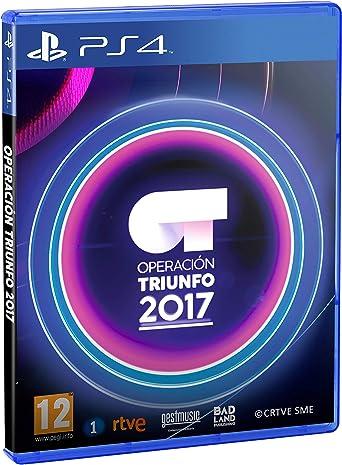 Operación Triunfo 2017: Amazon.es: Videojuegos