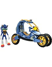 TOMY T22114A Sonic Boom Blue Force One Action Figure