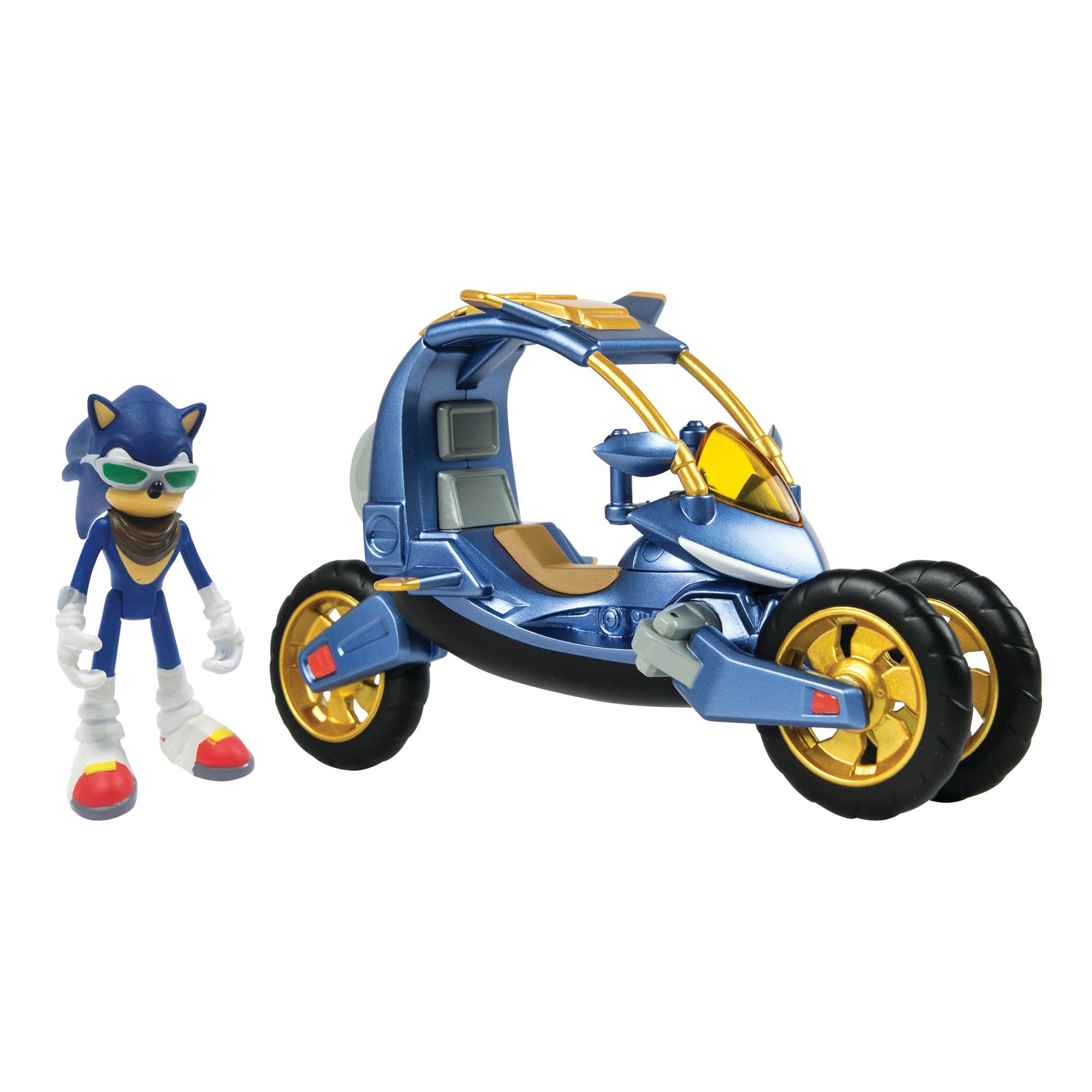 TOMY Sonic Boom Blue Force One by TOMY