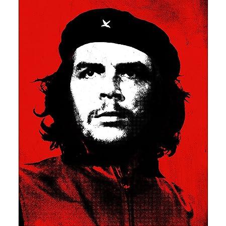 Fabulous Poster Cartel El Che Guevara Revolución Cuba ...