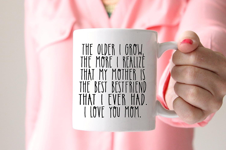 My Mother Is My Bestfriend Coffee Mug,