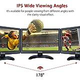 Eyoyo 12 inch HD 1920x1080 IPS LCD HDMI Monitor