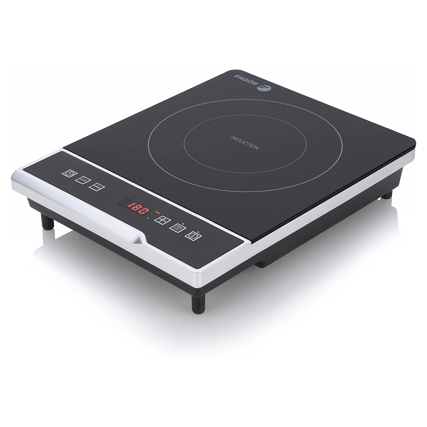 best portable induction cooktop reviews amazing machines. Black Bedroom Furniture Sets. Home Design Ideas