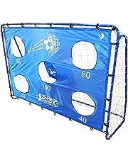 Best Sporting But de football avec 5trous, 40cm, jardin à feu et enfants füßbal Porte ou portail Murale individuellement