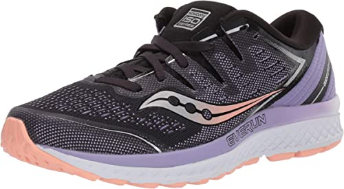 Saucony Women's Guide Iso 2 Competition Running Shoes: Amazon.co.uk: Shoes  & Bags