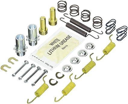 Amazon Com Centric Parts 118 63023 Brake Drum Hardware Kit Automotive