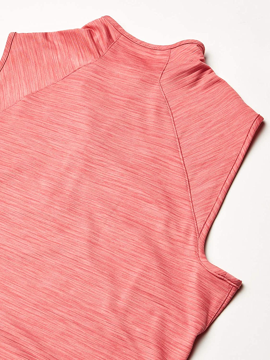PUMA - 2020 Daily Mockneck, Polo Donna Rapture Rose Heather