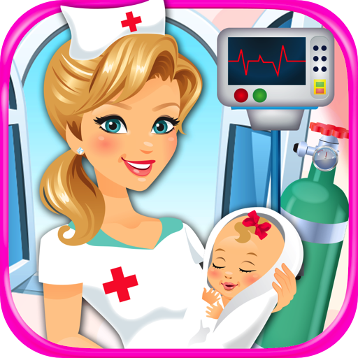 My Newborn Baby Maternity Nurse - Pregnancy Games Kids FREE