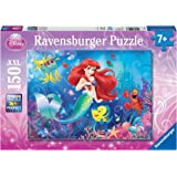 Ravensburger 10003 - L'adorata Sirenetta Puzzle, 150 Pezzi