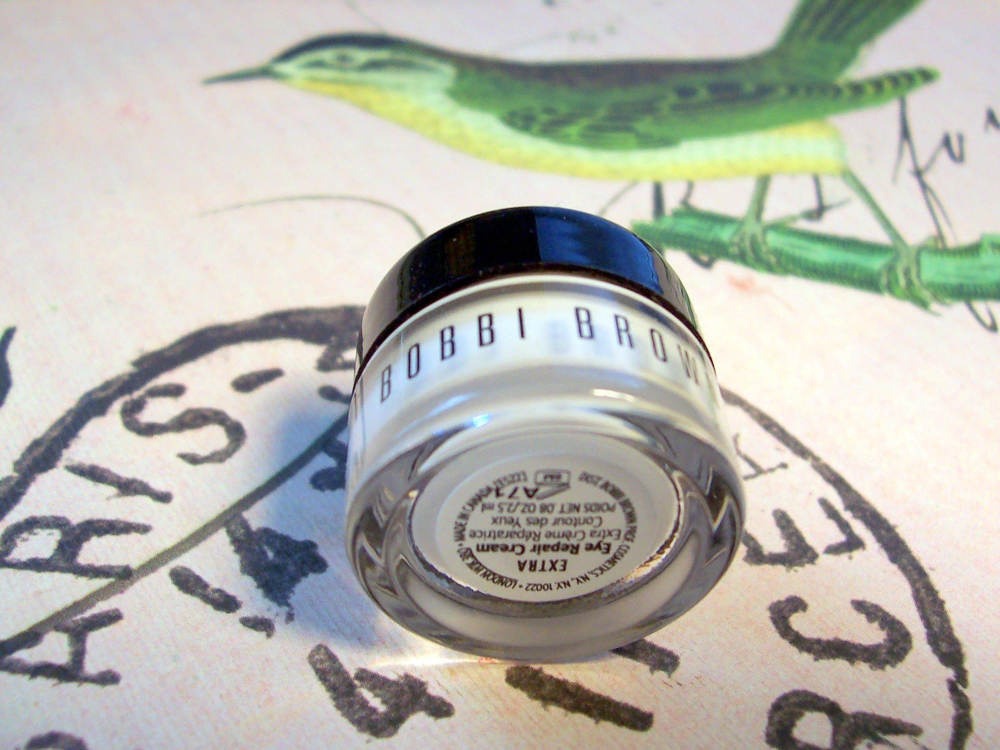 Bobbi brown extra eye repair cream travel size 0.08 oz/ 2.5 ml