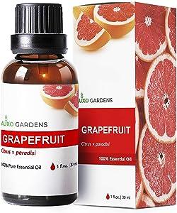 Grapefruit Essential Oil 1 oz (30ml) -100% Natural and Pure Therapeutic Grade-Premium Quality Italian Grapefruit Oil