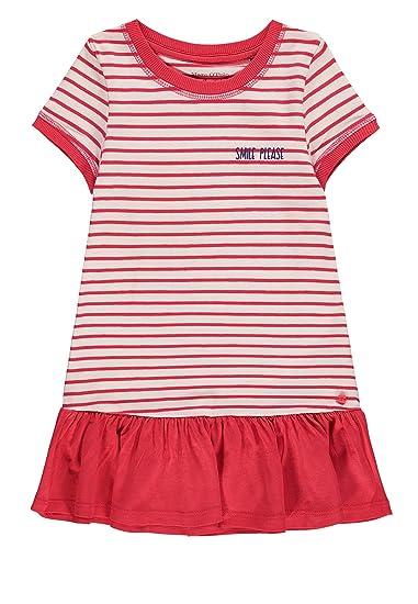 Marc O Polo Kids Kleid 1/8 Arm - Vestido Niñas: Amazon.es: Ropa y ...
