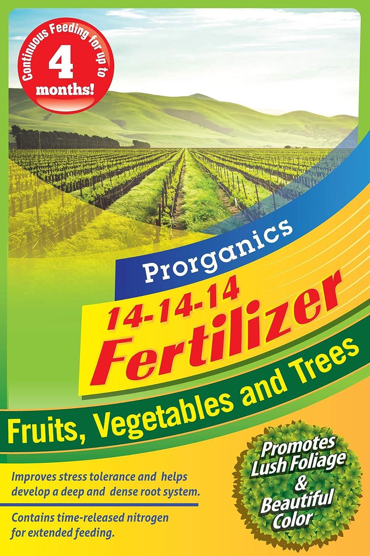 14-14-14 Fertilizer with Osmocote, 5 pounds by Prorganics