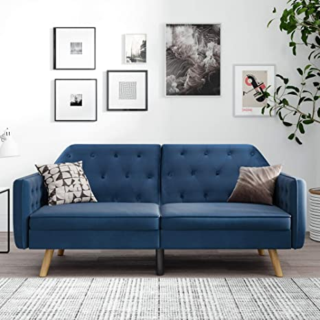 Sofa Bed Sleeper Couches And Sofas Couch Recliner Convertible Sofa Modern Adjustable Futon Couches Sofas Bed For Living Room Fold Up And Down Recliner Couch Kitchen Dining