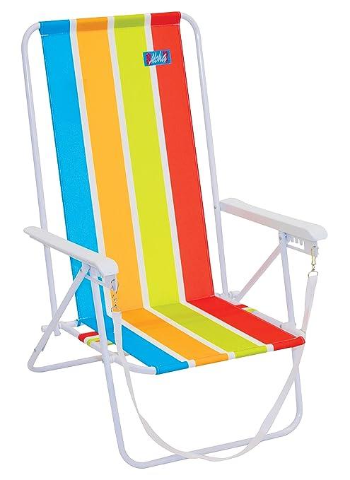 Strange Aloha Vertical Multi Stripe Ipanema Chair Machost Co Dining Chair Design Ideas Machostcouk