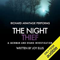 The Night Thief: Jackman and Evans Book 8