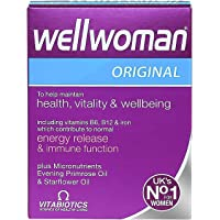 كبسولات متعدد الفيتامينات والمعادن من فيتا بيوتيكس للنساء - الحجم 30 كبسولة