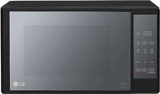 LG Electronics MS2044DNR.BBKQGPA Microondas, 700 W, 20 litros ...