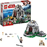LEGO Star Wars- Ahch-To Island Training Episode VIII Star Wars Juego de Construcción, Multicolor, única (75200)