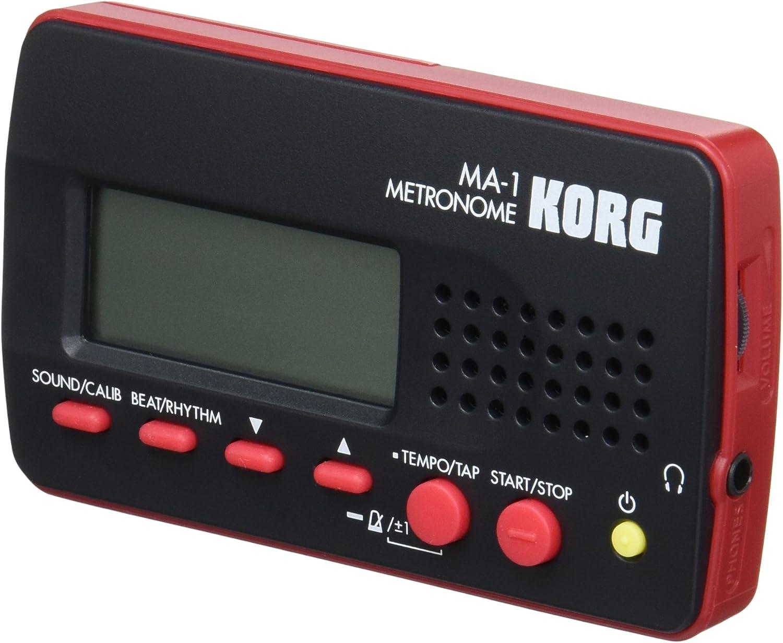 Korg MA1RD Visual Beat Counting Metronome