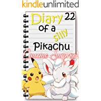 The Wild Scarf Pokémon!: A Cinccino Surprise (Diary of a Silly Pikachu Book 22)
