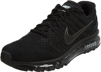 bienestar Supervisar erupción  Nike Air Max 2017 Zapatillas de correr para hombre, Negro, 12 US:  Amazon.com.mx: Ropa, Zapatos y Accesorios