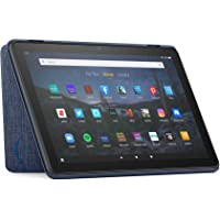 Amazon Fire HD 10 Tablet Cover (Only compatible with 11th generation tablet, 2021 release) – Denim