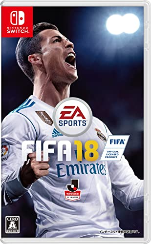 FIFA 18 NINTENDO SWITCH JAPANESE IMPORT REGION FREE [video game ...