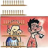 50 Knalleinsätze für Zigaretten Scherzartikel Raucher Knallzigaretten
