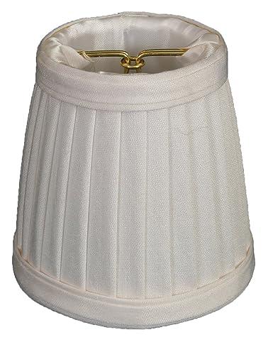 Amazon.com: Royal diseños plisada Empire – Lámpara de techo ...