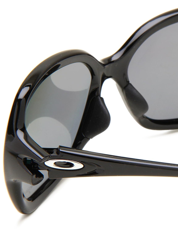 ca4b4bcb67 Oakley Womens Overtime OO9167-07 Polarized Round Sunglasses