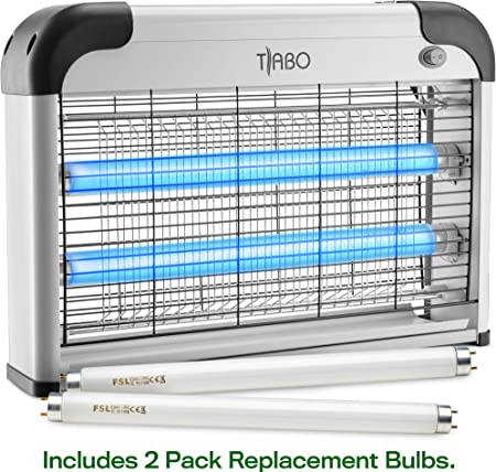 Babz Electronic UV Insect Fly Pest Mosquito Killer Electric Zapper 3W power