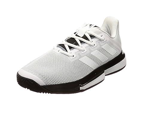 adidas CourtJam Bounce M Tennisschuhe Herren Freizeit Sport NEU