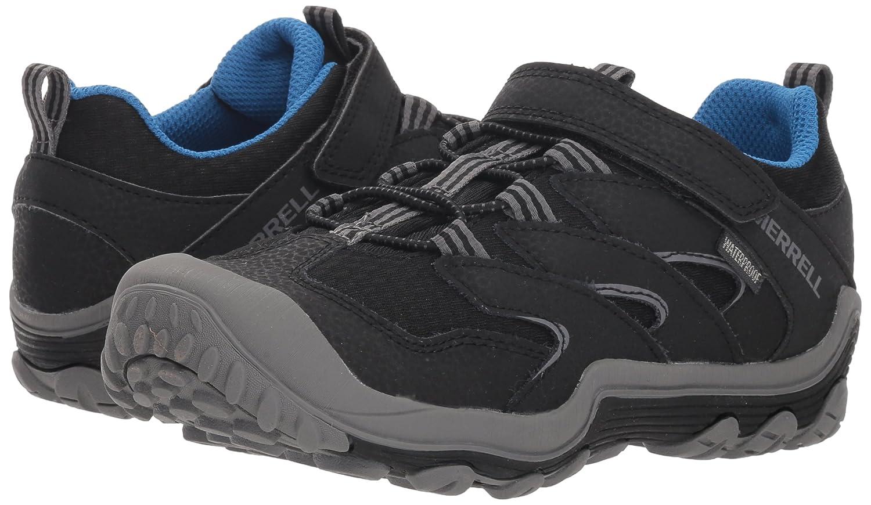 fa3ca55f582 Amazon.com | Merrell Chameleon 7 Low A/C Waterproof Boot Kids ...