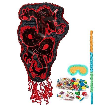 Amazon.com: Ninja Warrior Party Supplies – Piñata, diseño de ...