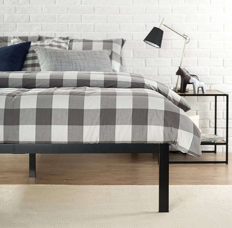 Zinus Mia Modern Studio Metal Platform Bed Frame