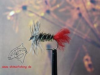 Trockenfliegen ' Witch/Hexe ' 3er Set, Hakengröße 16
