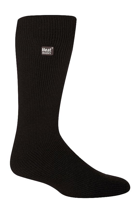 Heat Holders para hombre calcetines térmicos No1 negro talla 44.5 - 45.5: Amazon.es: Ropa y accesorios