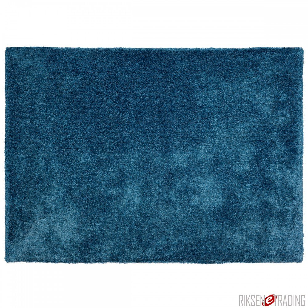 Teppich Emotion in Blau Rug Size: 170 x 240cm