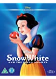 Snow White and the Seven Dwarfs [Blu-ray] [Region B and C]