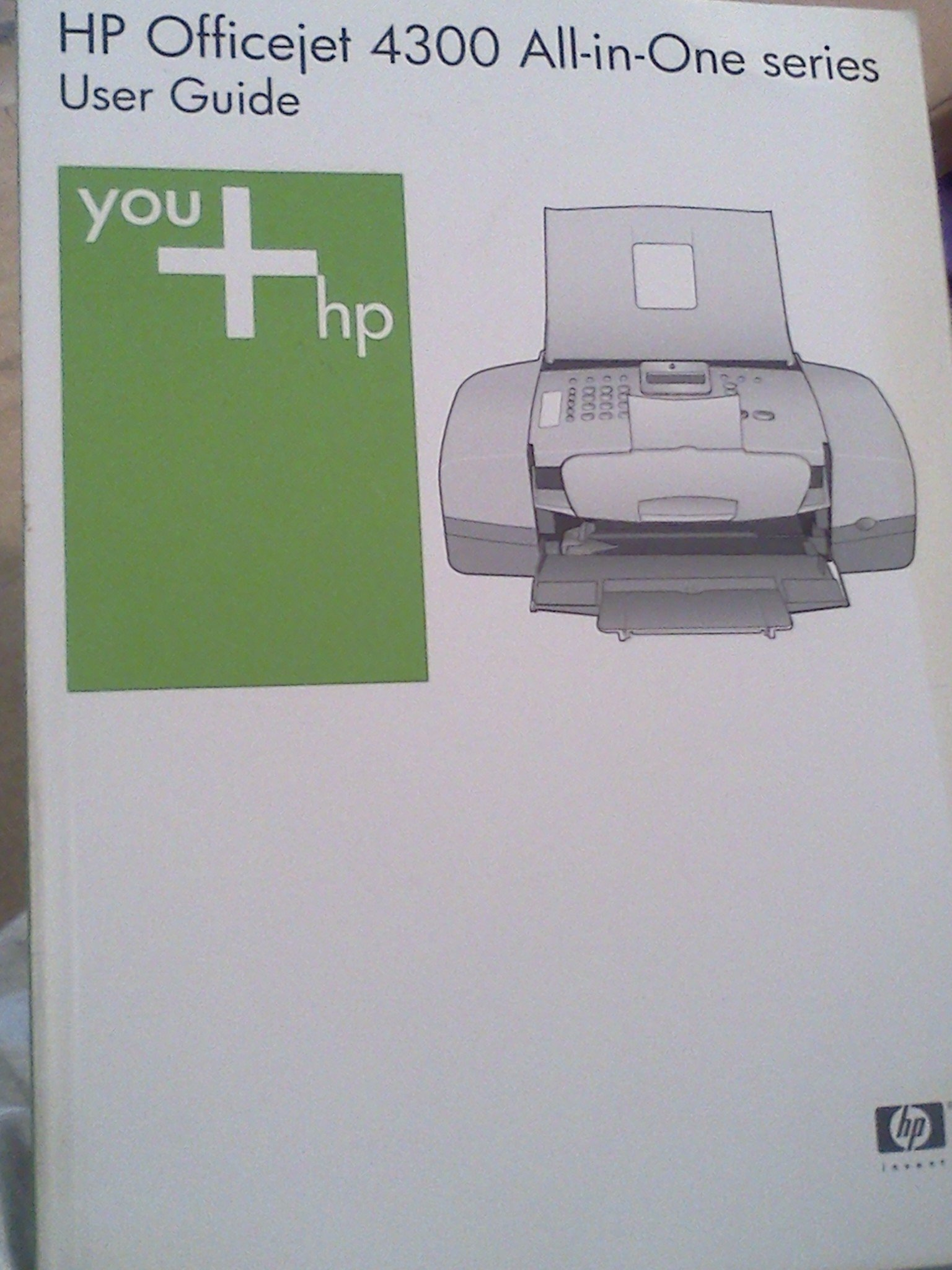 HP OFFICEJET 4300 SERIES ALL IN ONE DRIVERS WINDOWS 7
